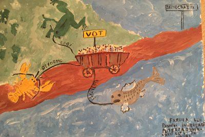 puterea este in unire ceban xenia ip gimnaziul camencea satul camencea raionul orhei